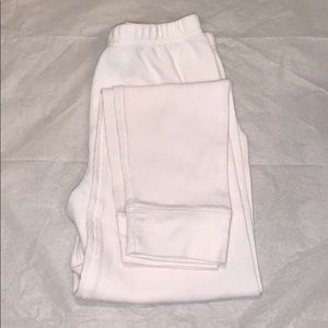 "White Cherokee ""Waffle Style"" Thermal Bottoms"
